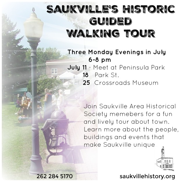 Summer Walking tour 2016